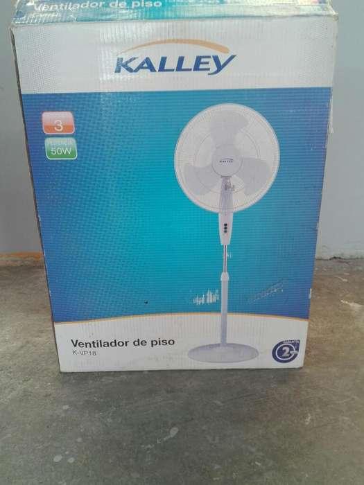 Ventilador Kally