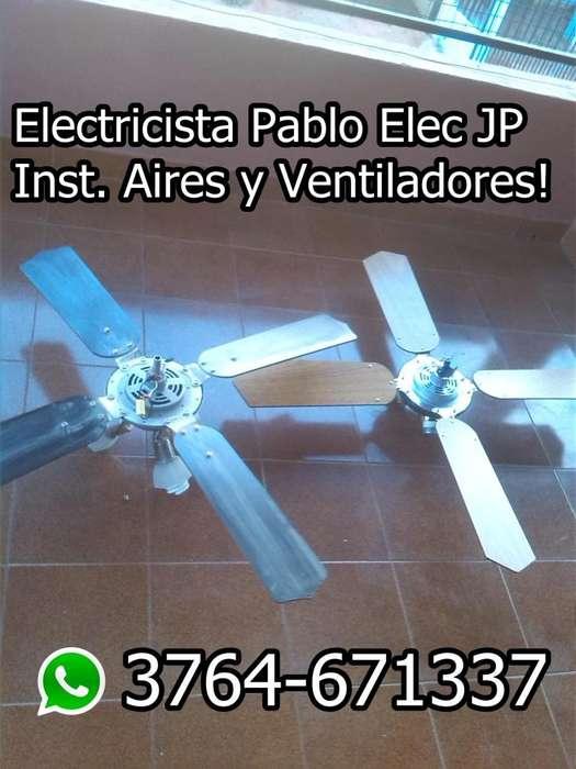 Electricista Domiciliario!