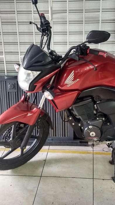 Moto Honda Invicta 150 Cc
