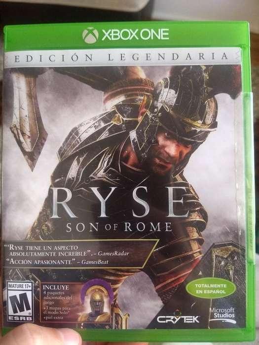 Ryse Son Of Rome - Edicion Legendaria