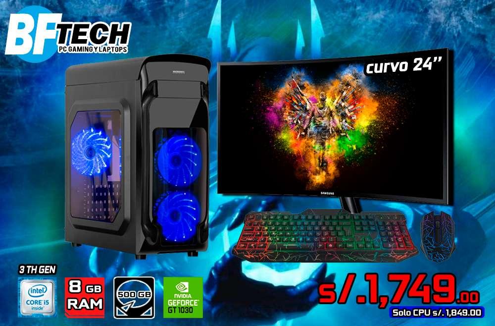PC GAMING INTEL CORE I5 3TH GEN 24