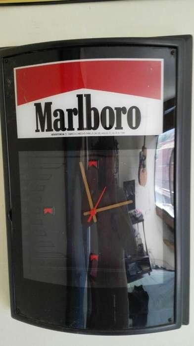 Reloj Marlboro de Colección