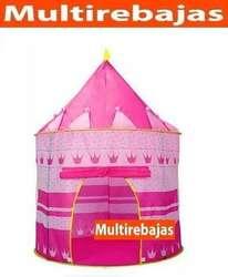 Carpa Tienda Princesa Para Niñas Niños Pijamadas Aventura