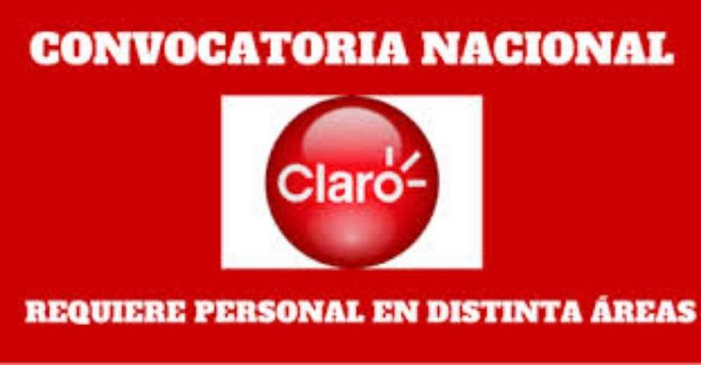 Gran Oportunidad Laboral Claro Colombia