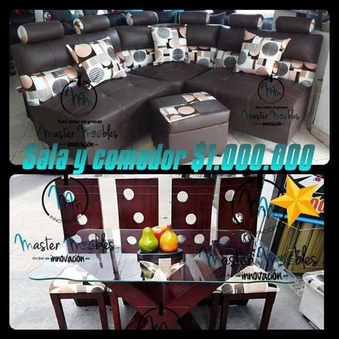Sala Y Comedor 950.000