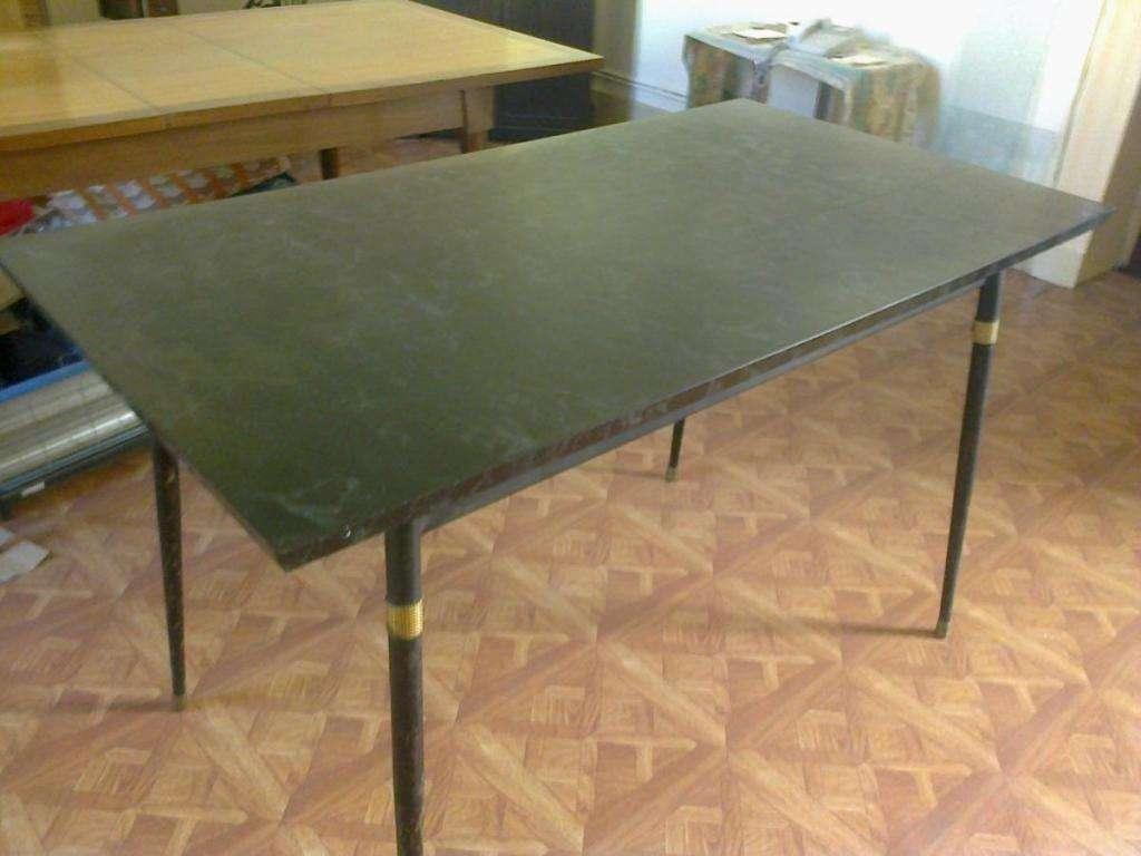 Mesa de cocina vintage 1,35m por 0,73m