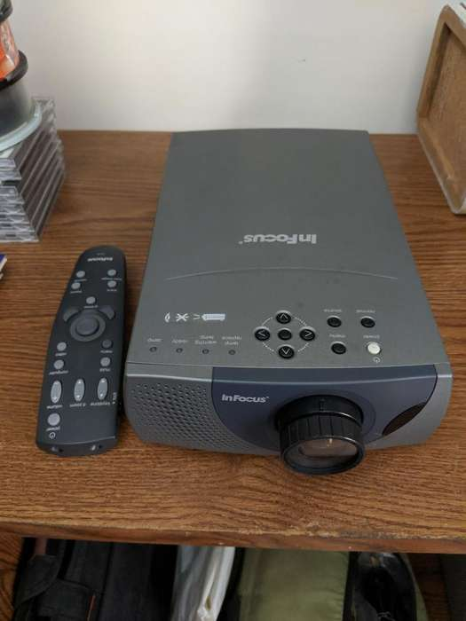 Vendo <strong>proyector</strong> Infocus