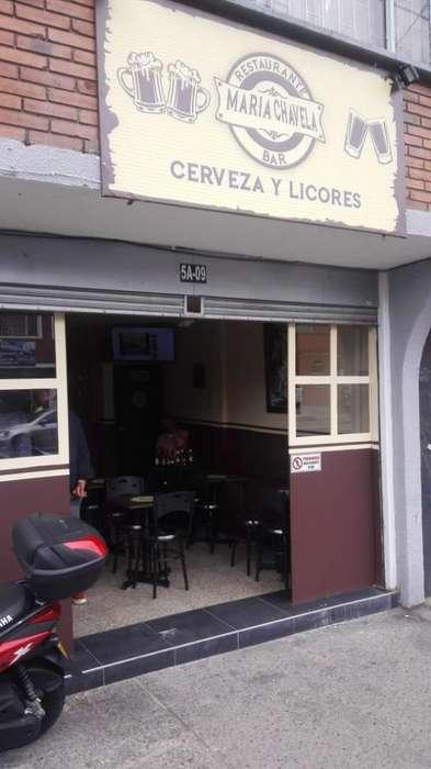 Se Vende <strong>bar</strong> Sector Santa Isabel