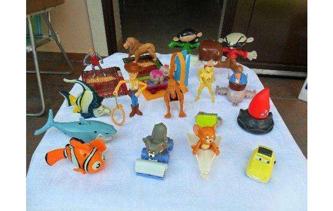 Mc Donalds <strong>juguetes</strong> Varios Usados Colección