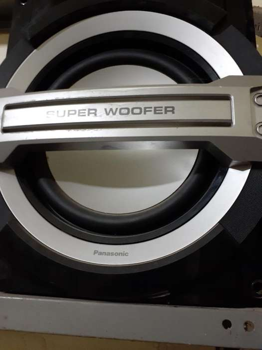 Woofer Panasonic