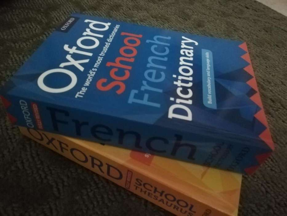 Dictionary Thesaurus And French