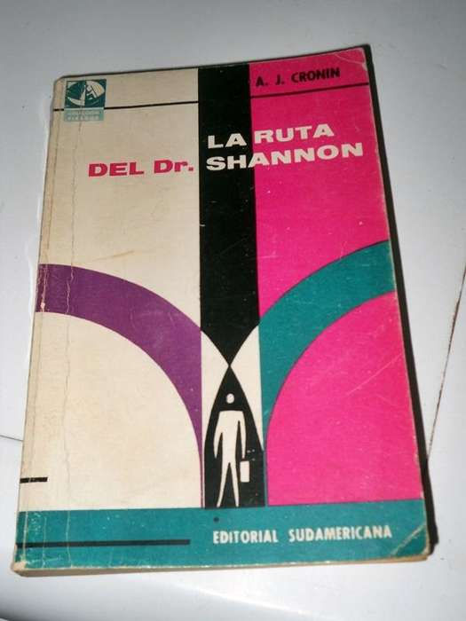 libro la ruta del dr shannon sudamericana