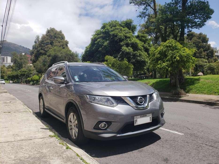 Nissan X-Trail 2015 - 36000 km