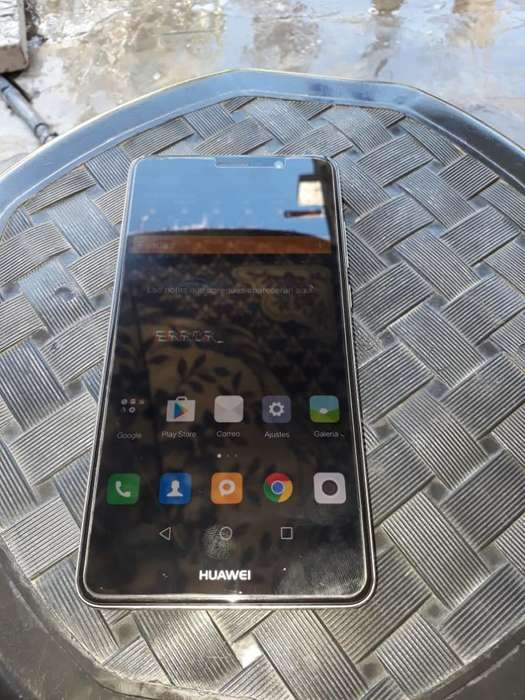 Huawei Mate 9 No Lite
