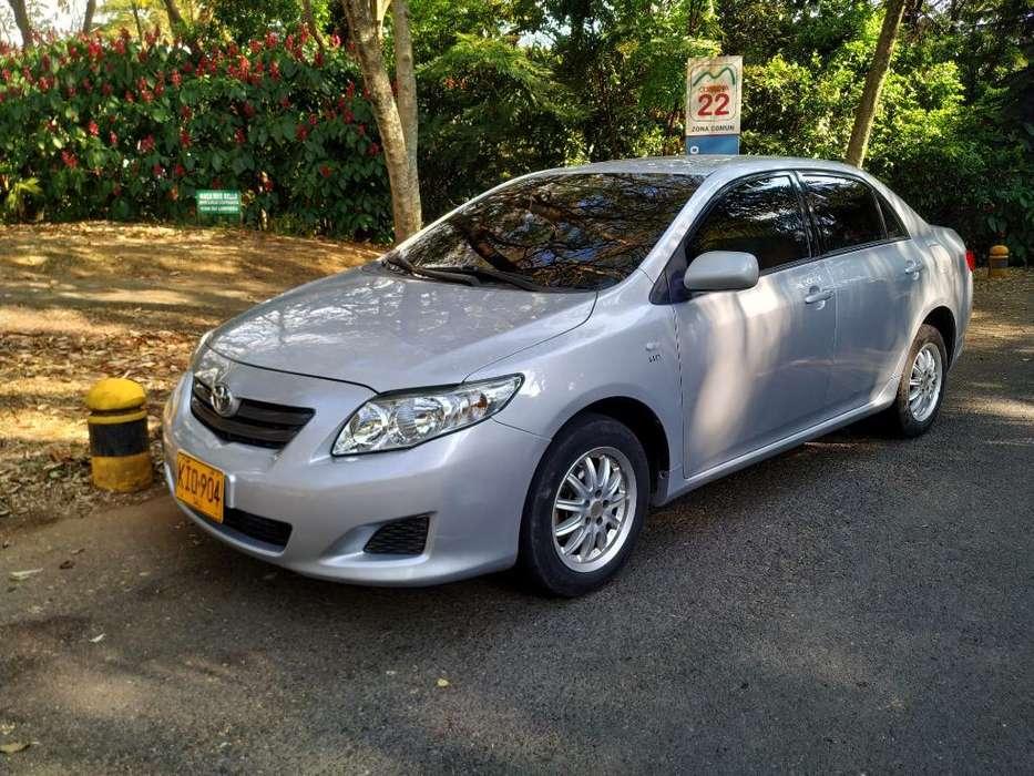 Toyota Corolla 2011 - 119125 km