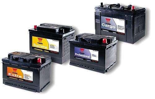 <strong>bateria</strong> reacondicionadas 12x75