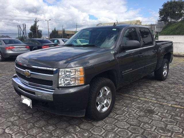 Chevrolet Silverado 2011 - 122000 km