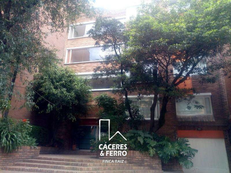Apartaestudio En Arriendo En Bogota Chapinero Central Cod. ABCYF21407