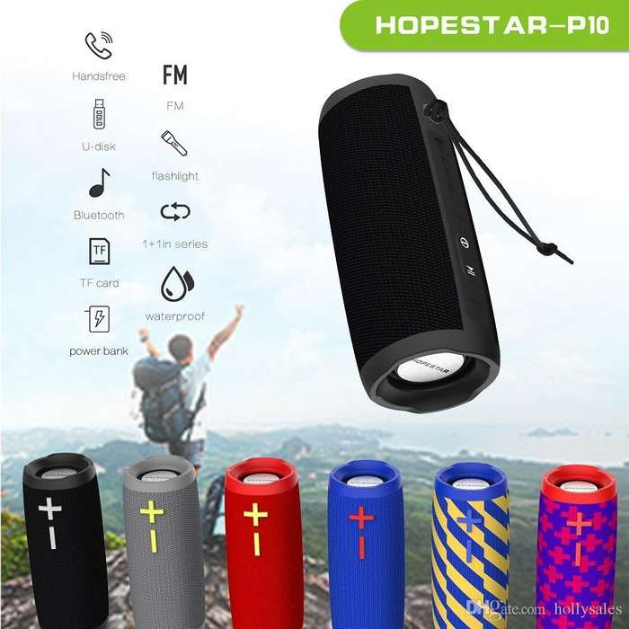 PARLANTE HOPESTAR P10 BLUETOOTH