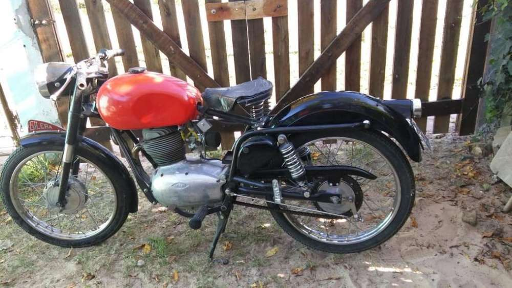 Moto Antigua 1957