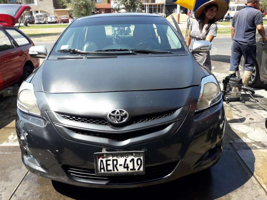 Toyota Yaris 2007 - 217000 km