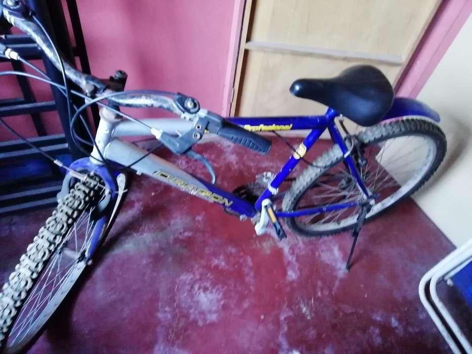Vendo Bicicleta 100%