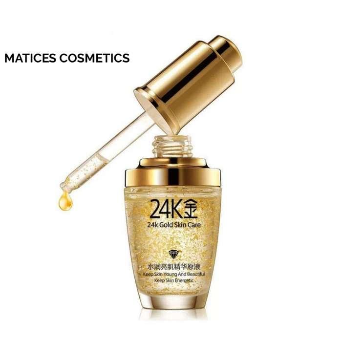 Suero Facial Skin Care Gold 24K Bioaqua Profesional
