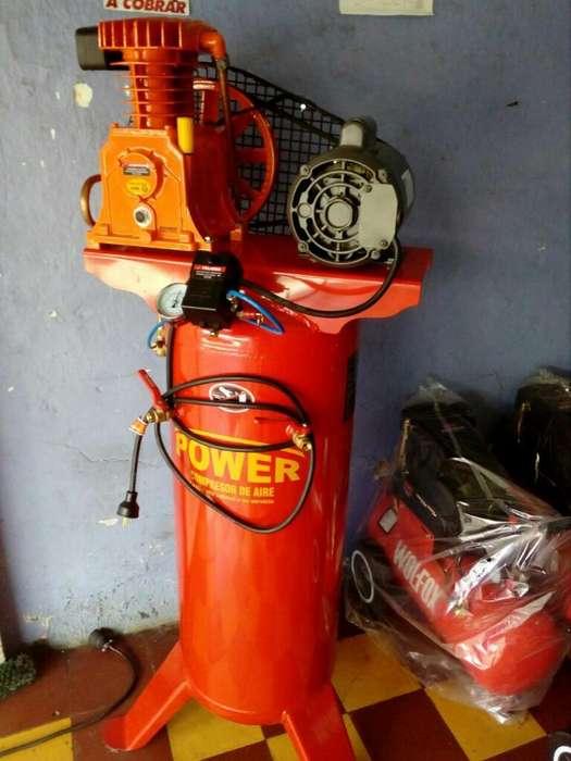 Compresor 150 Libras 1,5 Hp