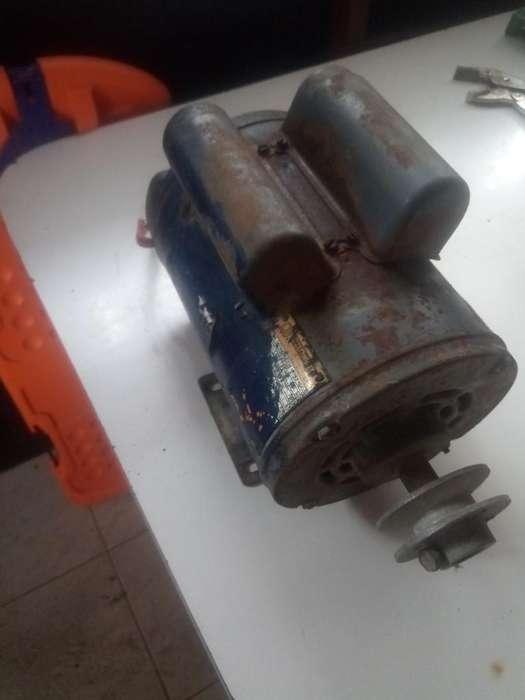 Motor para Maquina Hormigonera Monofasi