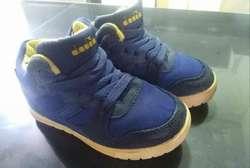 Zapatillas Diadora Original Talla 24