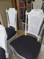 espectaculares muebles restaurados a nuevo