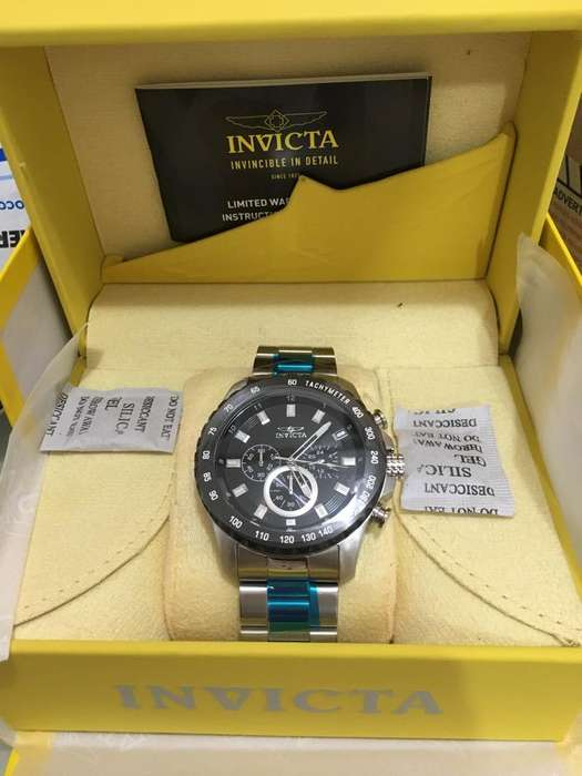 Reloj Invicta Speedway Men 48Mm (Nuevo)