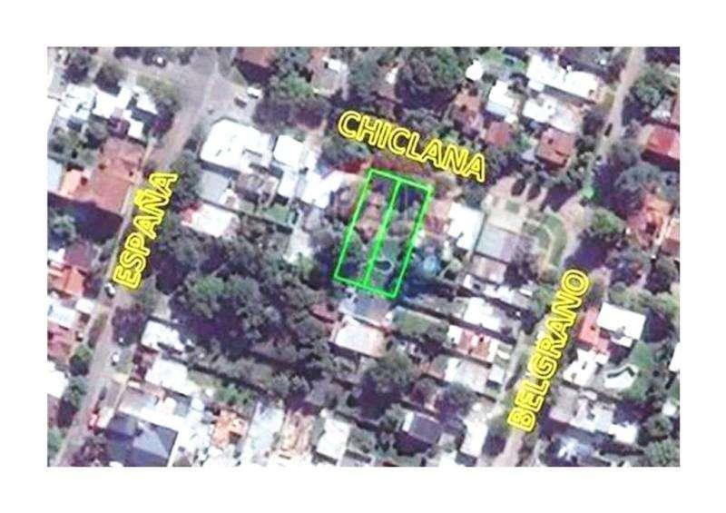 EN VENTA. IMPORTANTE LOTE 720 m2 Para Emprendimiento. Excelente Ubicacion. Chiclana 2773, Moreno