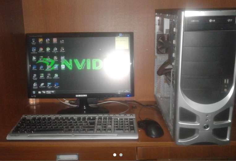 cpu pc de escritorio
