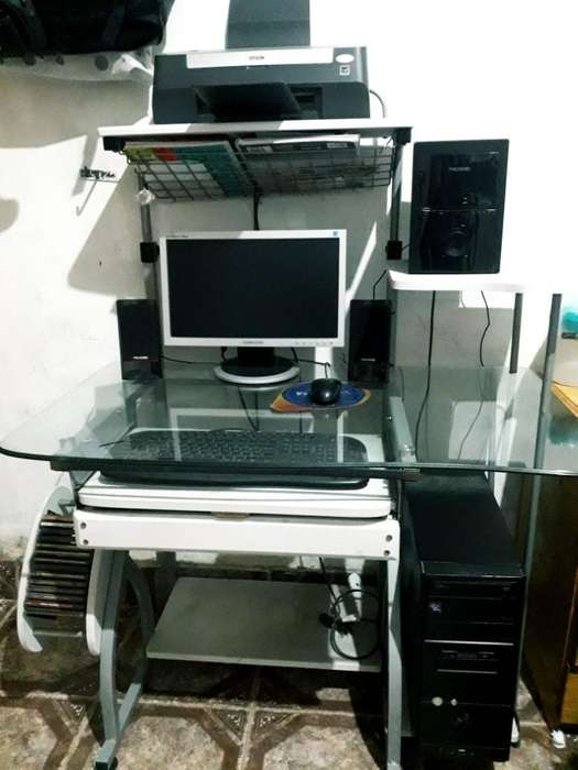 <strong>escritorio</strong> de Pc
