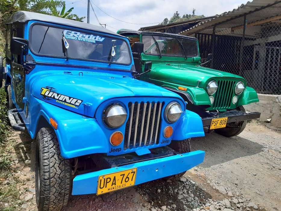 <strong>jeep</strong> Willys 1975 - 0 km