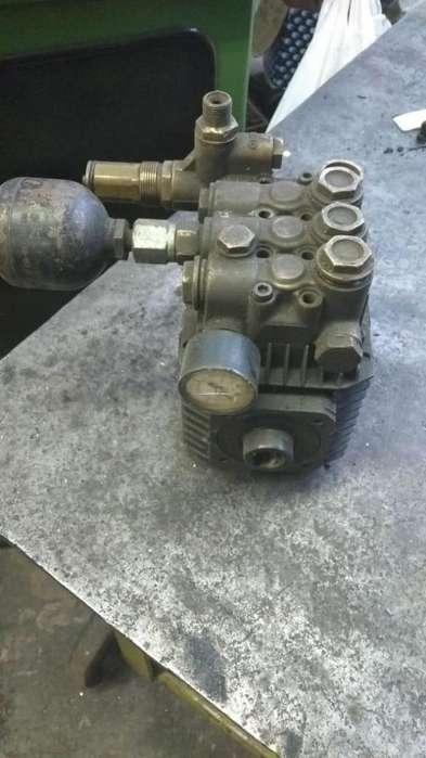 Bomba Centrifuga a Piston