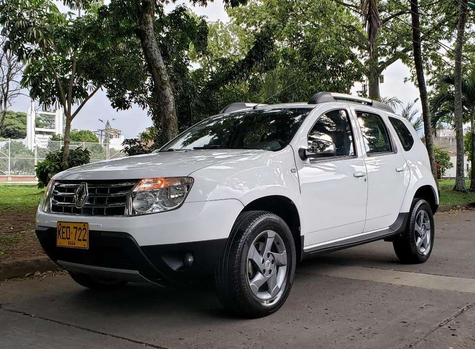 Renault Duster 2015 - 45200 km