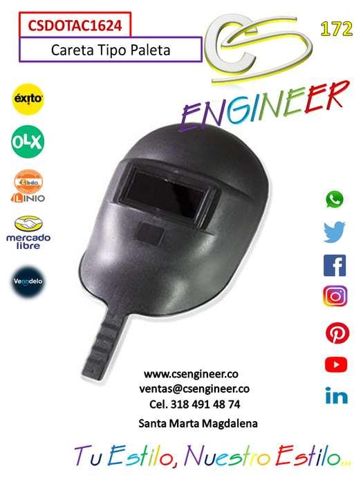 CS ENGINEER - Careta Tipo Paleta V1