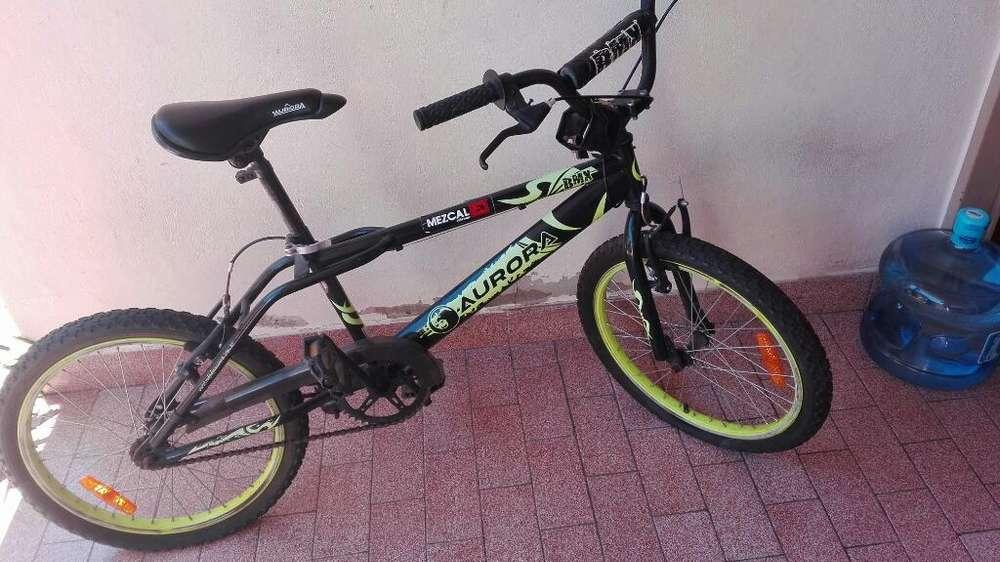 Bicicleta Aurora Bmx R20