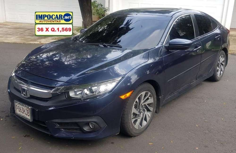 Honda Civic 2017 - 39000 km