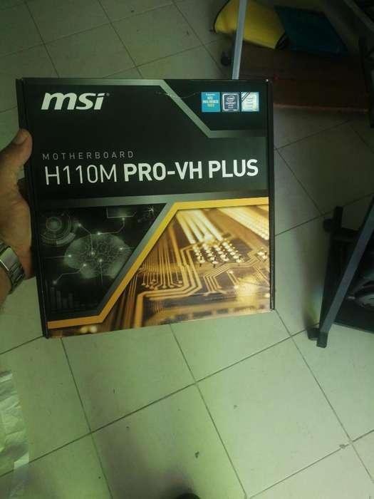 Motherboard H110m Pro Vh Plu