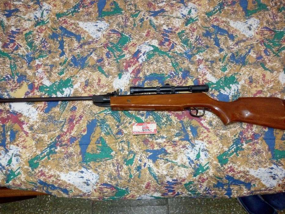 Rifle Aire Comprimido 5.5.. 3517052331