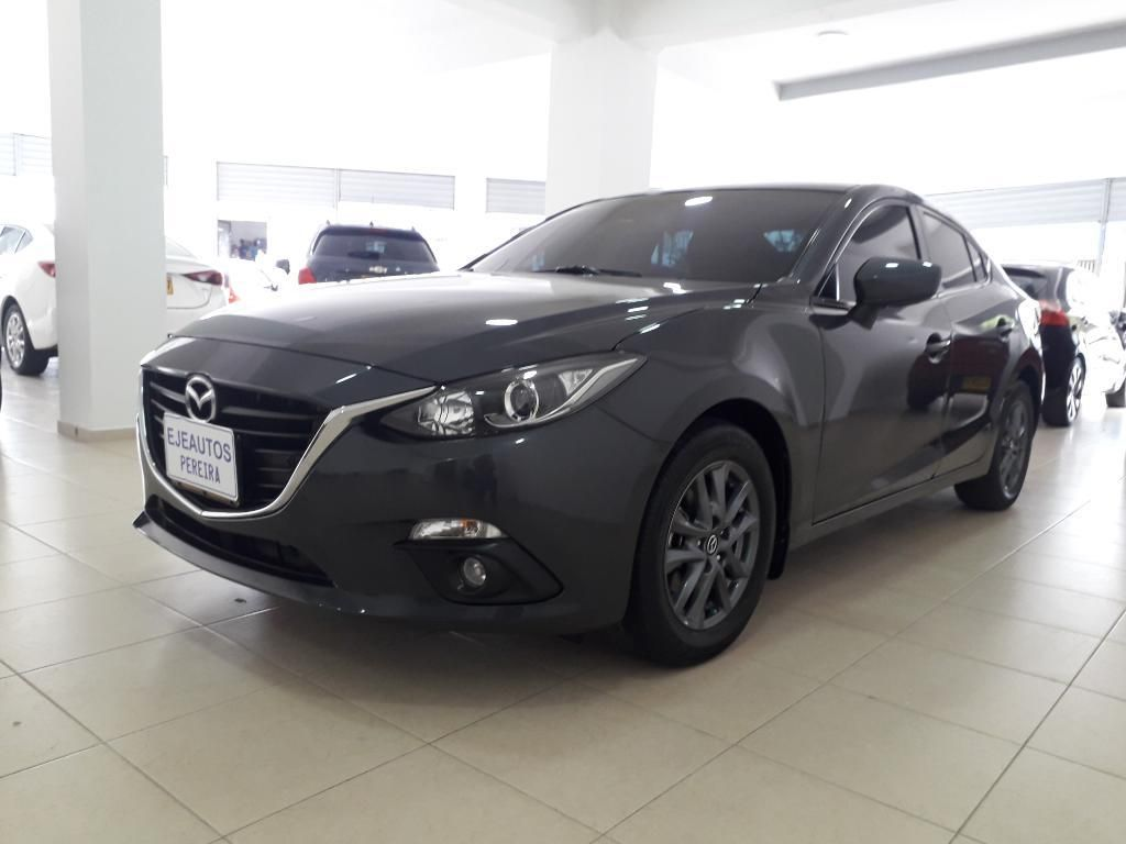 Vendo Mazda 3 Touring Mecanico