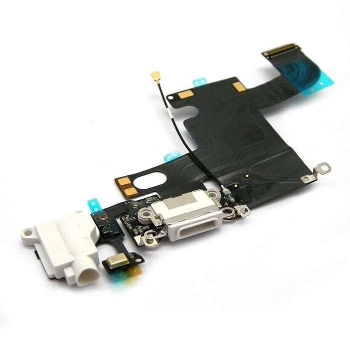 FLEX DE CARGA IPHONE 6G / 6S INCLUYE <strong>instalacion</strong>