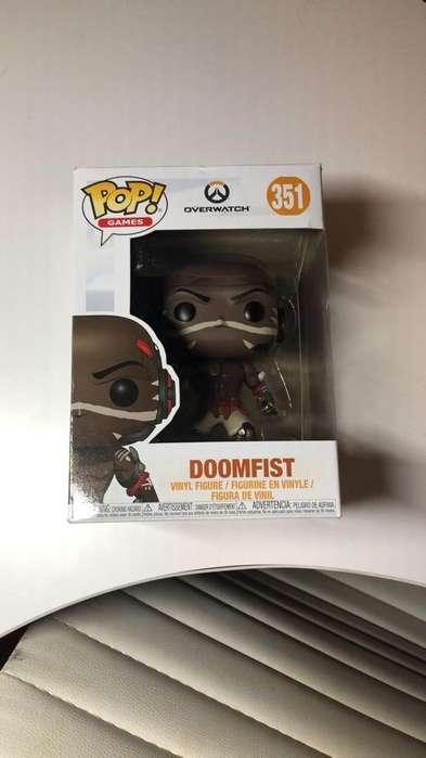Funko Pop Doomfist Overwatch