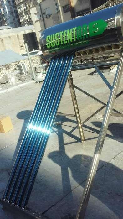 Instalación de <strong>termotanques</strong> Solares