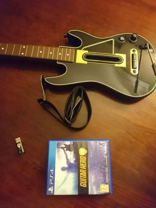 Guitar Hero Live Play 4