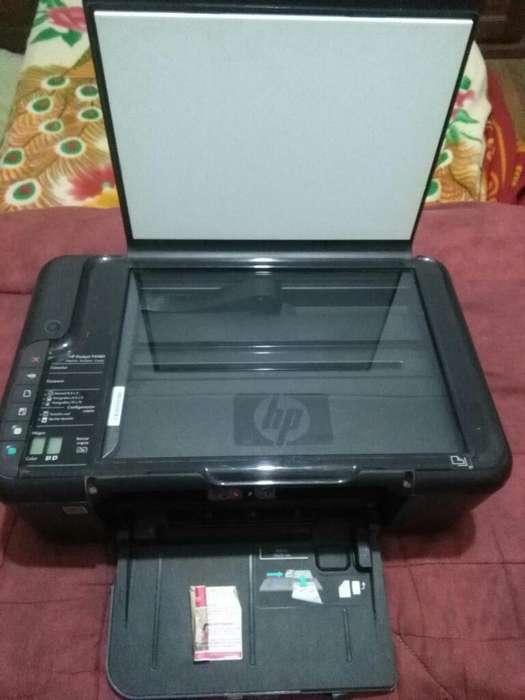 Impresora Hp Deskjet F4480 Multifunción