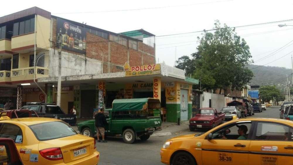 De oportunidad vendo Propiedad Comercial en Portoviejo.